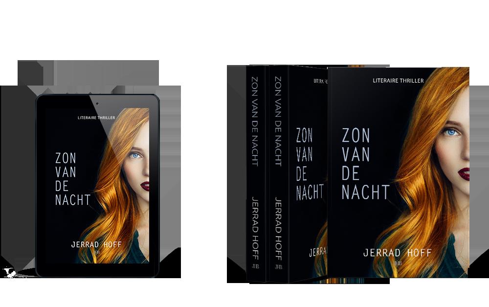 Zon van de nacht - ebook en paperback